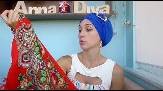 Платки и палантины с Алиэкспресс - обзор моих приобретений. Aliexpress shopping experience (scarfs)