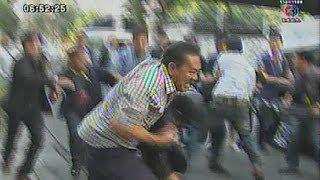 Repeat youtube video คลิป ชูวิทย์,ถูกลอบทำร้าย