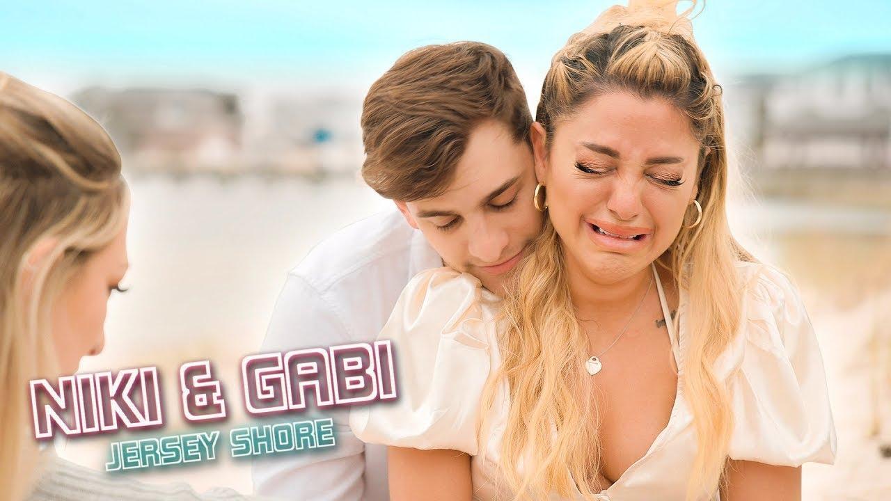Breakdown on the Beach | Niki and Gabi Jersey Shore EP 3
