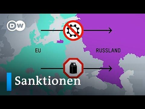 Sanktionen gegen Russland