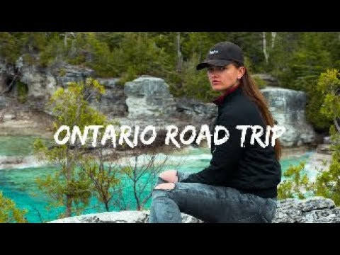 The Ultimate Ontario Road Trip | National Parks #1