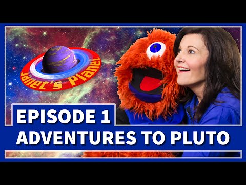The History of Pluto - Episode 1 - Adventures to Pluto