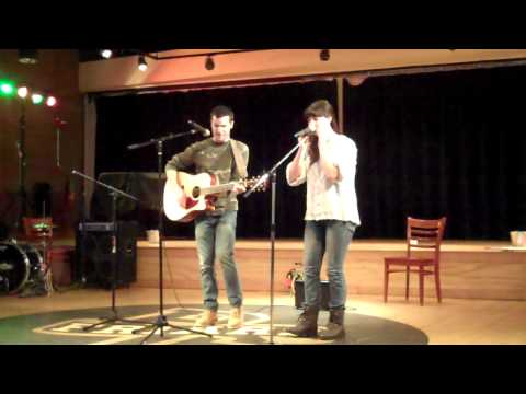 """Kenny Carberry And Caroline O'Shea Cover """"Let It Be"""""""