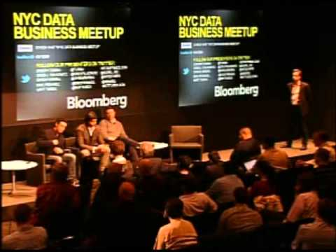 Panel discussion // Data Driven NYC #13 // Dec 2012