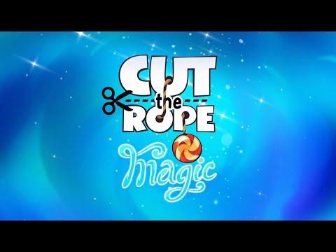 Все заставки из игр Cut the Rope