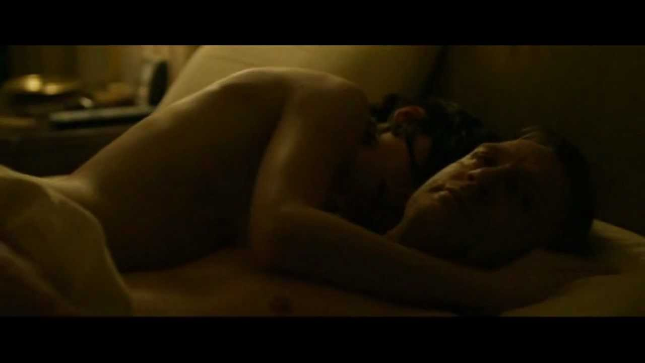 The girl with the dragon tattoo sex scene