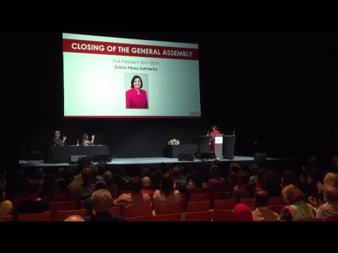 IFLA WLIC 2017 Closing Session