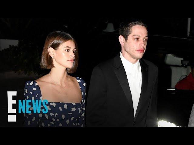 Why Kaia Gerber\'s Parents Are Stepping In to Help Pete Davidson | E! News