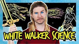 How Do White Walkers Shatter Swords?