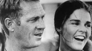 THE GETAWAY-Steve Mcqueen & Ali MacGraw (when you love someone)