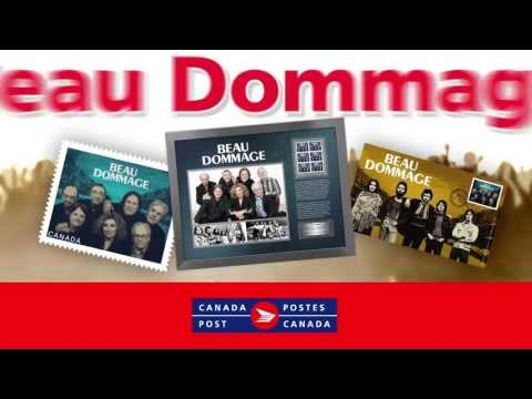 Canadian Recording Artists 2013 Stamps And Collectibles