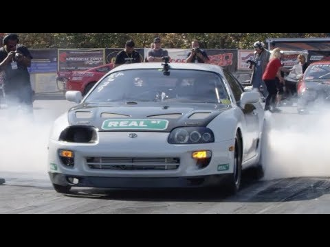 Real Street Supra Geo2JZ Is BACK! Knocking On The Door To 6's - Teaser