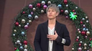 大崎十道「I love you (東方神起)」2016/12/11 エイベックス・チャレンジステージ