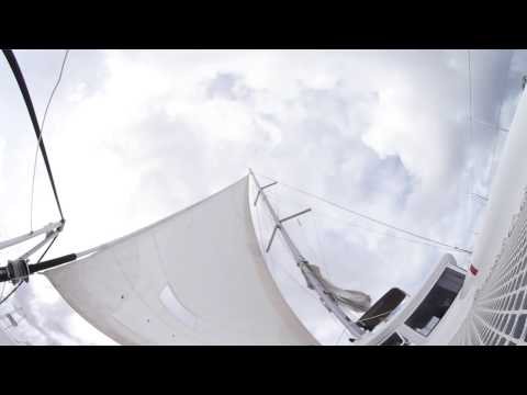 lie down and... feel the PLANET - VR experience on Catamaran