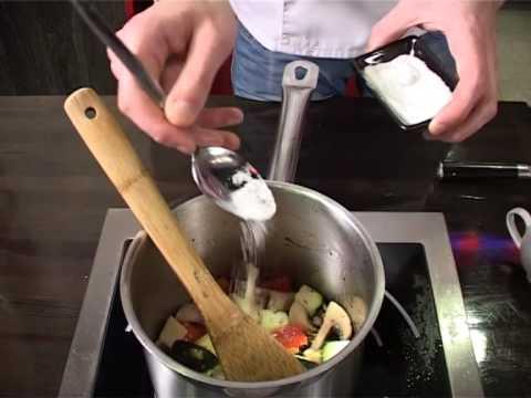 Рецепт С пылу, С жару Суп с копчеными ребрами  Тагил ТВ