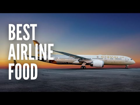 Best Airline Food: Ranking the Top Airlines for In-Flight Meals