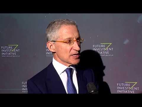 Josh Friedman at Future Investment Initiative 2017