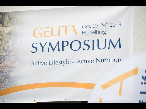GELITA Symposium 2019 Active Lifestyle   Active Nutrition