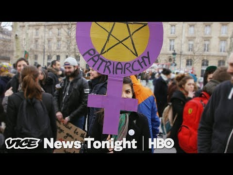 France's #MeToo Movement Is Growing Despite Backlash (HBO)