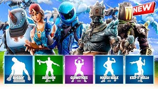 🔥 *FILTRATED* ALL NEW FORTNITE SKINS AND BAILES! 🔥 (UPDATE 7.30) [Flopper]