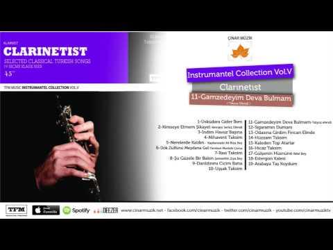 Klarnet - Gamzedeyim Deva Bulmam (Tatyoz Efendi) (Official Lyrics Video)
