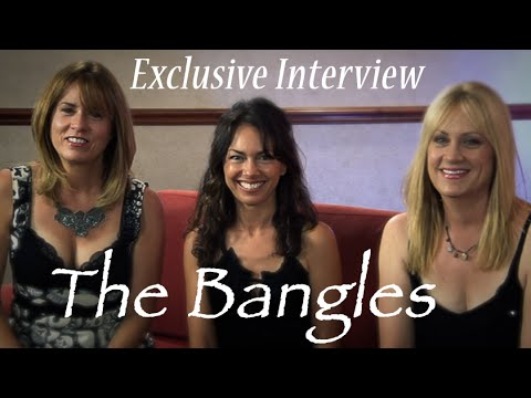 EXCLUSIVE interview with The Bangles (6.30.12)