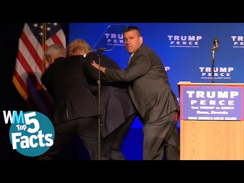 Top 5 Fascinating Secret Service Facts