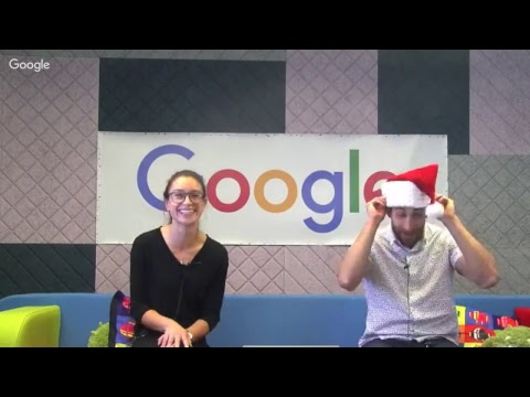 Google Partners 'Discover' - Audience Strategies for the Holiday Season