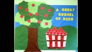 Creative Fall bulletin board decor ideas for preschool