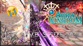 AuraKingdom - Sorcerer lvl 81 Gameplay (Farming) - Stream 04/04/17