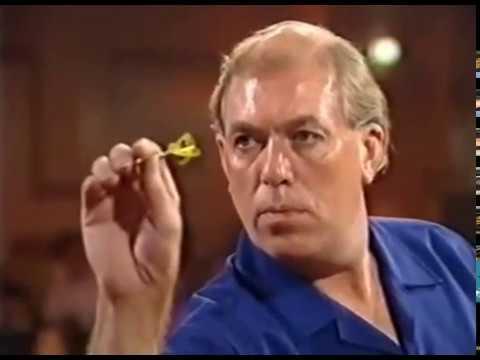 John Lowe vs. Graham Miller  1990 BDO British Masters
