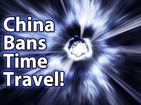 China Bans Time Travel!