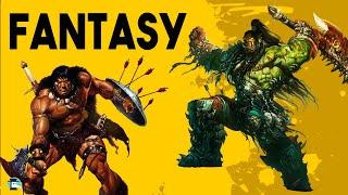 Warcraft, Bilbo, Conan... d'où vient la fantasy ?