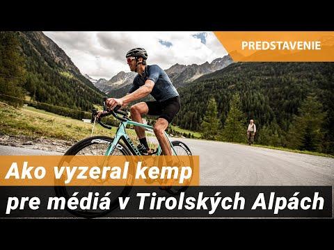 Ako Vyzeral Kemp Pre Médiá V Tirolských Alpách