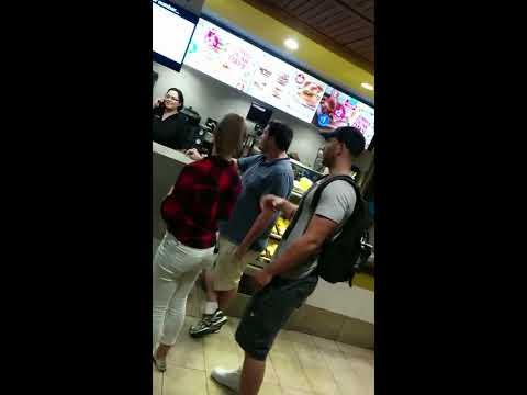 Ottawa McDonalds Freakout