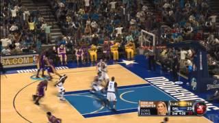 NBA 2K12 - Primeiro Gameplay, Mais um Zé