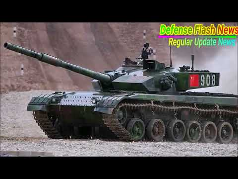 China Is Developing A New Super Tank To Take On India In A WAR⚠
