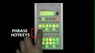 SIX-IN-A-ROW MIDI-Phrase Sequencer Tutorial Part4 english