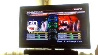 ESPN NFL 2K5 Broncos Custom Season Game 8:Arizona Cardinals V. Denver Broncos