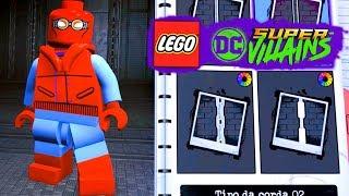 LEGO DC Super villains #165 HOMEM ARANHA TRAJE CASEIRO NO CRIADOR DE PERSONAGENS Dublado Português