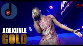 ADEKUNLE GOLD LIVE PERFORMANCE 2017