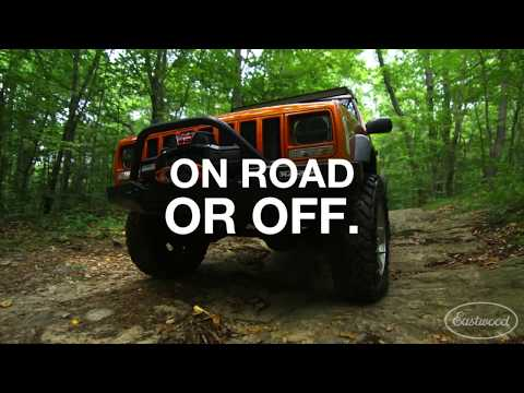 OFF-ROAD or ON: Keep Your Ride Cool & Quiet! X-Mat Heat & Sound Barrier