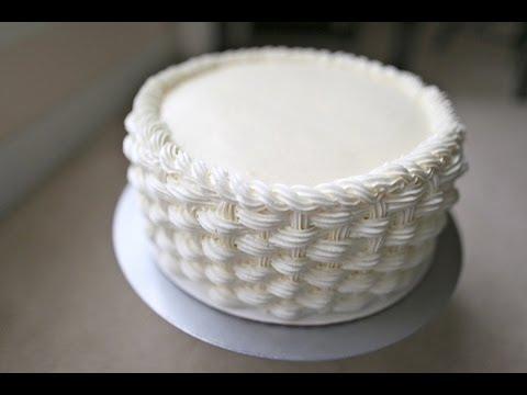 How to make Italian meringue buttercream - YouTube