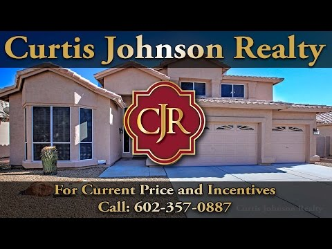 Curtis Johnson Realty 3D Tour   731 W Beverly Ln, Phoenix - Fantastic Home!