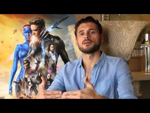 Mexicano Adan Canto llega a Hollywood y al mundo de X Men