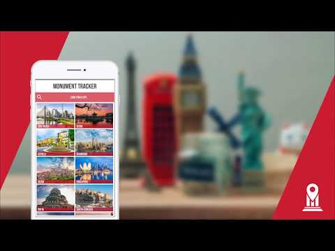 World Travel Guide by Monument Tracker