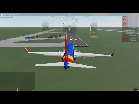 Roblox:  FLIGHTLINE secret airport