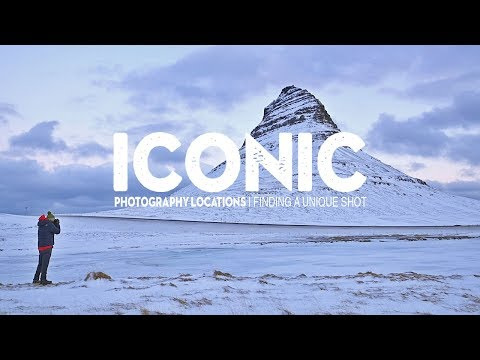 UNIQUE PHOTOGRAPHY in an ICONIC location   Iceland in winter