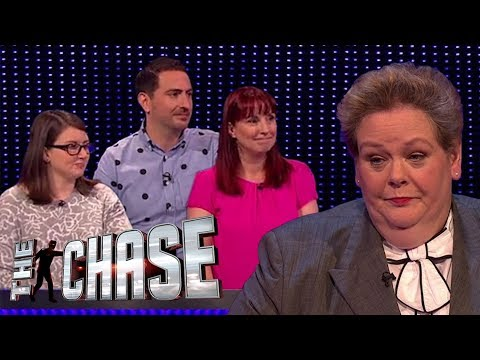 The Chase | Laura, Scott and Emma's £19,000 Final Chase With The Governess
