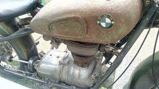 MOTOR LANGKA!!! BMW TAHUN PEMBUATAN 1956